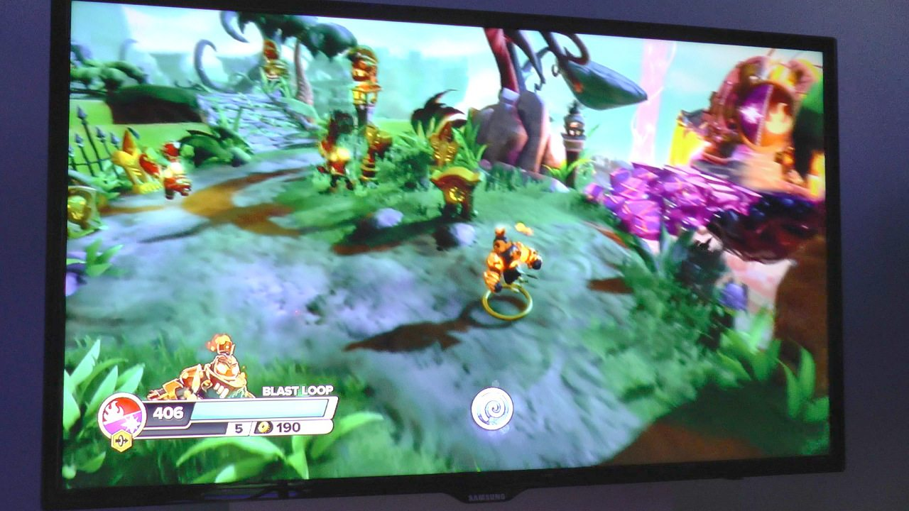 Skylanders Swap Force Full Level Play Through With Studio Head